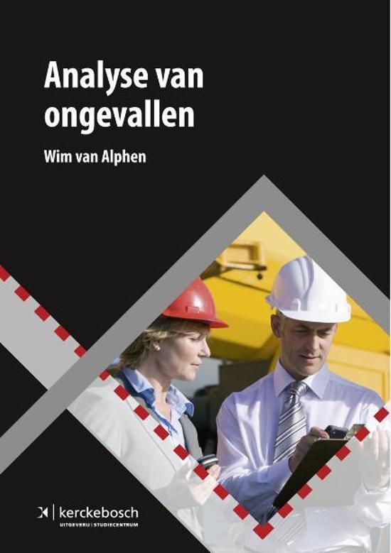 Analyse van ongevallen, door Wim van Alphen